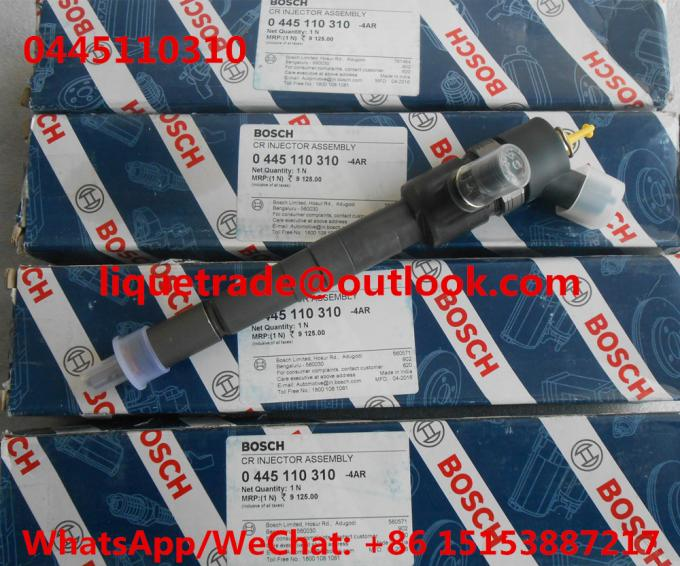 BOSCH injector 0445110310 Common Rail injector 0445110310 , 0 445 110 310 , 0445 110 310