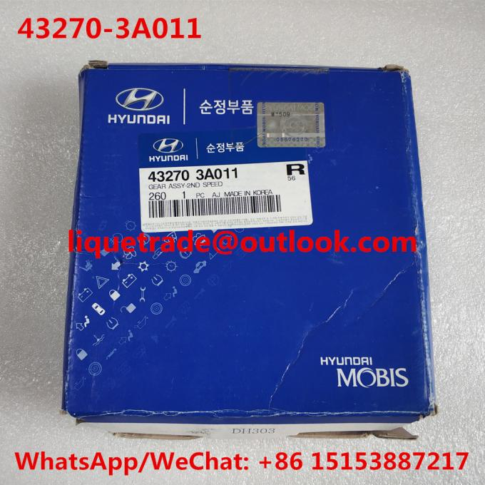 Hyundai original and new 2nd Speed Gear Assembly 43270-3A011 with good quality and price