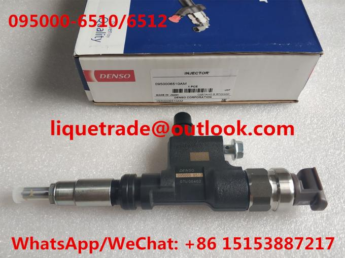 DENSO common rail injector 095000-6510, 095000-6511, 095000-6512, 9709500-651