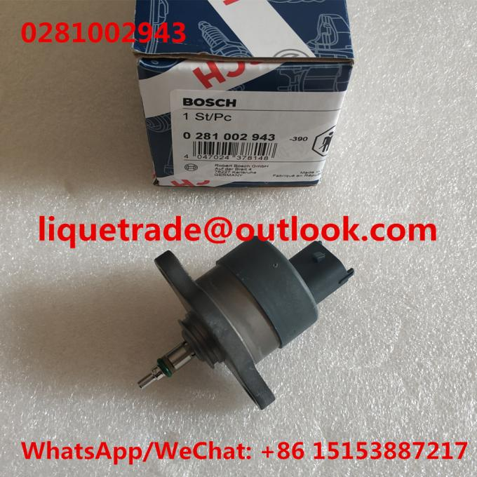 BOSCH Pressure Regulator Valve 0281002943 , 0 281 002 943 , DRV 0281 002 943