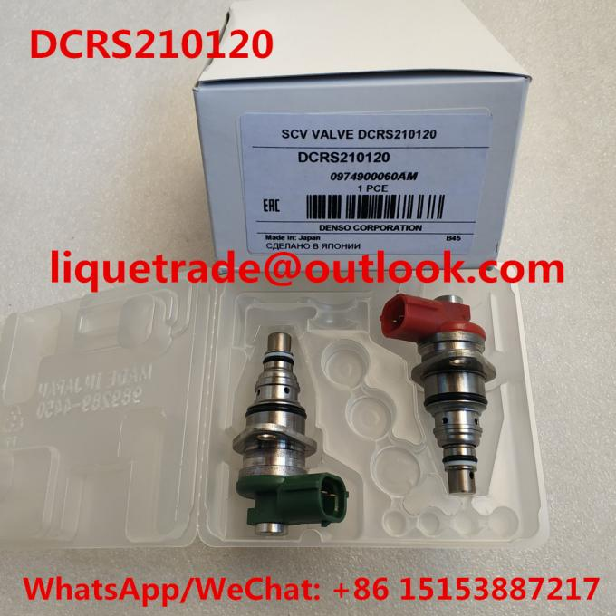 DENSO Suction Control Valve / ASSY DCRS210120 (include SCV 096710-0120 + 096710-0130 )