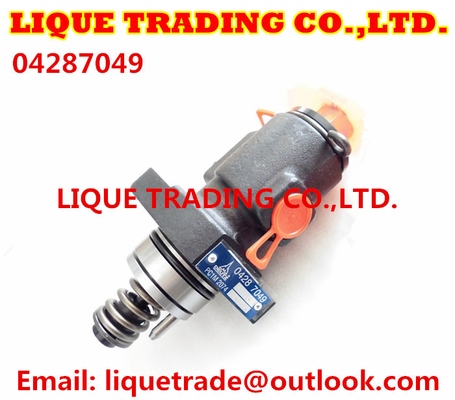 China Original Deutz unit pump 04287049 0428 7049 fuel injection pump for Deutz 2011 engine supplier