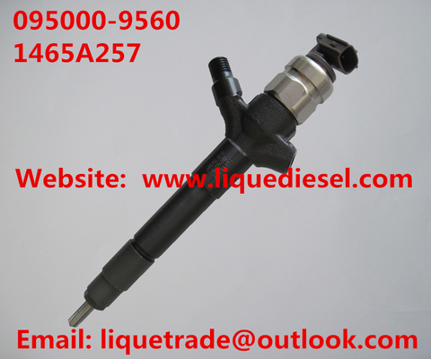 China DENSO fuel injector 095000-9560 for Mitsubishi 4D56 L200 High Power 1465A257 supplier
