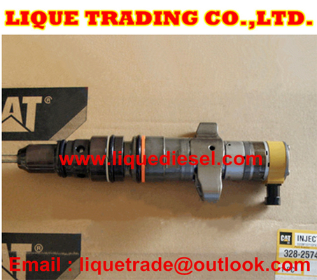 China CAT Genuine / original Fuel Injector 328-2574, 328 2574, 3282574 for CAT 330D supplier