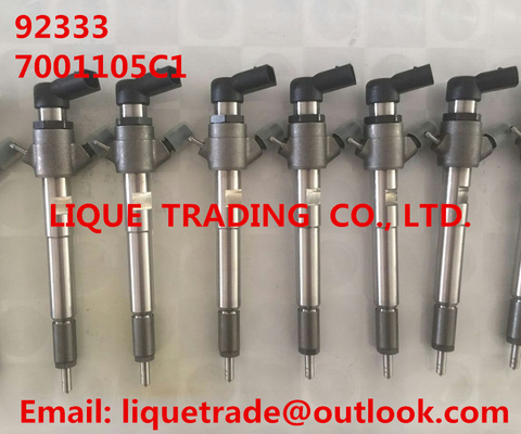 China GENUINE MWM Common rail injector 92333 for FORD Troller, Ranger 3.2L 7001105C1 supplier
