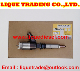 China Original and New Fuel Injector 326-4740 / 3264700 For Caterpillar CAT 315D/318D/319D Injector 326 4740 supplier