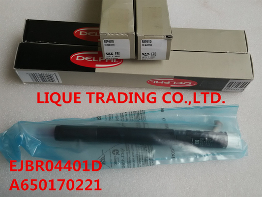 China EJBR04401D DELPHI  injector EJBR04401D , R04401D for SSANGYONG A6650170221, 6650170221 supplier