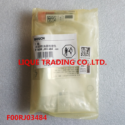 China BOSCH repair kits F00RJ03484 (include 0433175481,F00RJ02130,F00VC99002)  for 0445120123, 4937065 supplier