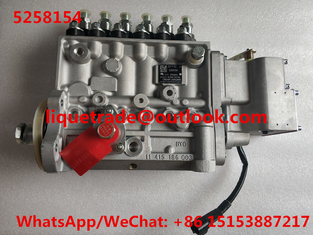 China Genuine pump 5258154 , 10404716046 , 10 404 716 046 , CPES6P120D120RS BYC 11 415 186 003 , 11415186003 supplier