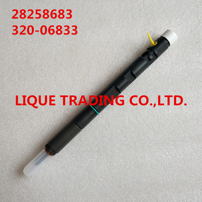 China DELPHI Common Rail Injector 28258683, 320/06833 , 320-06833 , 32006833 for JCB Excavator supplier