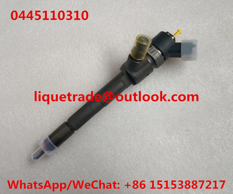 China BOSCH injector 0445110310 Common Rail injector 0445110310 , 0 445 110 310 , 0445 110 310 supplier