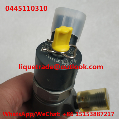 China BOSCH Genuine injector 0445110310 Common Rail injector 0445110310 , 0 445 110 310 , 0445 110 310 supplier
