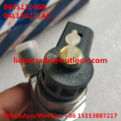 China BOSCH Common Rail injector 0445110469 , 0 445 110 469 , 0445 110 469 , 04L130277AC, 04L 130 277AC supplier