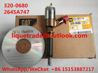 China CAT Fuel Injector 320-0680 / 3200680 / 2645A747 For Caterpillar CAT Injector 320 0680 supplier