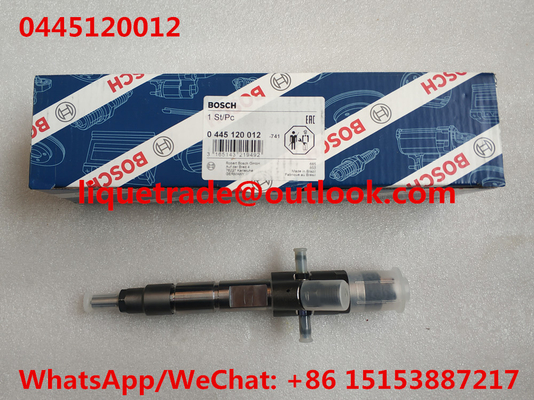 China BOSCH Common Rail injector 0445120012 , 0 445 120 012 , 0445 120 012 Genuine & New supplier