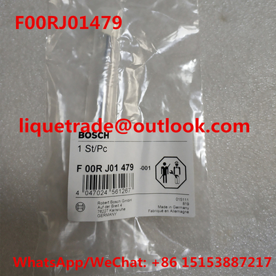 China BOSCH Common rail injector valve F00RJ01479 , F 00R J01 479 Genuine and New supplier