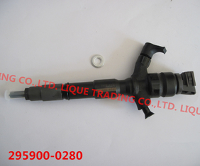 China DENSO INJECTOR 295900-0280 ,  2959000280 for TOYOTA 23670-30450, 23670-39455 supplier