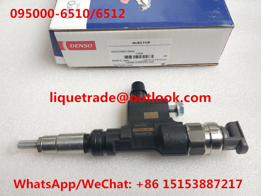 China DENSO common rail injector 095000-6510, 095000-6511, 095000-6512, 9709500-651 supplier