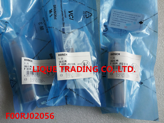 China BOSCH F00RJ02056 Genuine and New Common rail injector valve F00RJ02056 , F 00R J02 056 , F00R J02 056 supplier