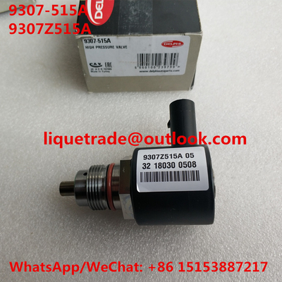 China DELPHI pressure valve assembly 9307-515A , 9307-513A, 9307Z515A supplier