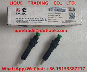 China CUMMINS INJECTOR 5342363, C5342363, CKDAL59P5 genuine and new common rail injector supplier