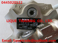 China BOSCH Genuine & New Common rail pump 0445020122, 5256607 for KOMATSU PC210-8,PC220-8 factory