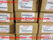 DENSO Common rail injector 095000-6351,095000-6353 095000-6352 for KOBELCO 23670-E0050 SK200-8 SK260-8
