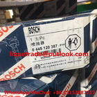 China BOSCH Common rail injector 0445120387 , 0 445 120 387 , 0445 120 387 Genuine and New factory