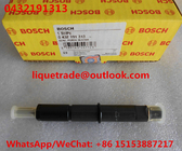 China BOSCH Genuine and New Injector 0432191313 , 0 432 191 313 , 02113000 , 0211 3000 factory
