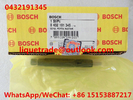 China BOSCH Genuine fuel injector 0 432 191 345 , 0432191345 for Deutz engine factory