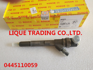 China BOSCH Common Rail injector 0445110059 / 0 445 110 059 factory