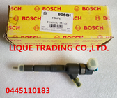 China BOSCH Common Rail injector 0445110183 , 0 445 110 183 factory