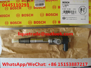China BOSCH Common Rail Injector 0445110293 / 0 445 110 293 / 1112100-E06 for Great Wall Hover factory