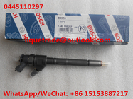 China BOSCH Common Rail injector 0445110297 , 0 445 110 297 , 0445 110 297 factory