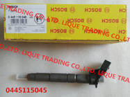 China BOSCH Common rail injector 0445115045 , 0 445 115 045 for HYUNDAI / KIA 33800-3A000 / 338003A000 factory