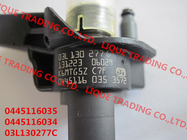 China BOSCH Piezo INJECTOR 0445116035 , 0445116034 , 0 445 116 035 , 0 445 116 034  for VW 03L130277C factory