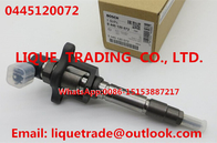 China BOSCH Common rail fuel injector 0445120072 , 0 445 120 072 for ME225416 factory