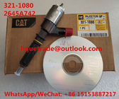 CAT Common Rail Fuel Injector 321-1080 / 3211080 / 2645A742 For Caterpillar CAT Injector 321 1080