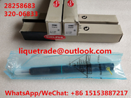 China DELPHI Injector 320/06833 , 320-06833 , 32006833 , 320 06833 , 28258683 , original JCB injector for JCB Excavator factory