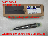 Common rail injector 0445120040 , 0 445 120 040 for DAEWOO DOOSAN 65.10401-7001C ,  65.10401-7001
