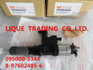 China DENSO CR INJECTOR 095000-5343, 095000-5342 095000-5341 095000-5344 for ISUZU 4HK1/6HK1 8-97602485-6 , 8-97602485-5 factory