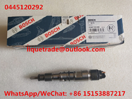 BOSCH injector 0445120292 , 0 445 120 292 , 0445 120 292 for YUCHAI J6A00-1112100-A38 , J6A001112100A38