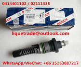 China BOSCH unit pump 0 414 401 102 , 0414401102 , 0414401 102 for Deutz OEM 02111335 , 2111335 factory
