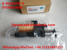 DENSO injector 095000-0660 for ISUZU 4HK1, 6HK1 8982843930, 8-98284393-0, 8982843931