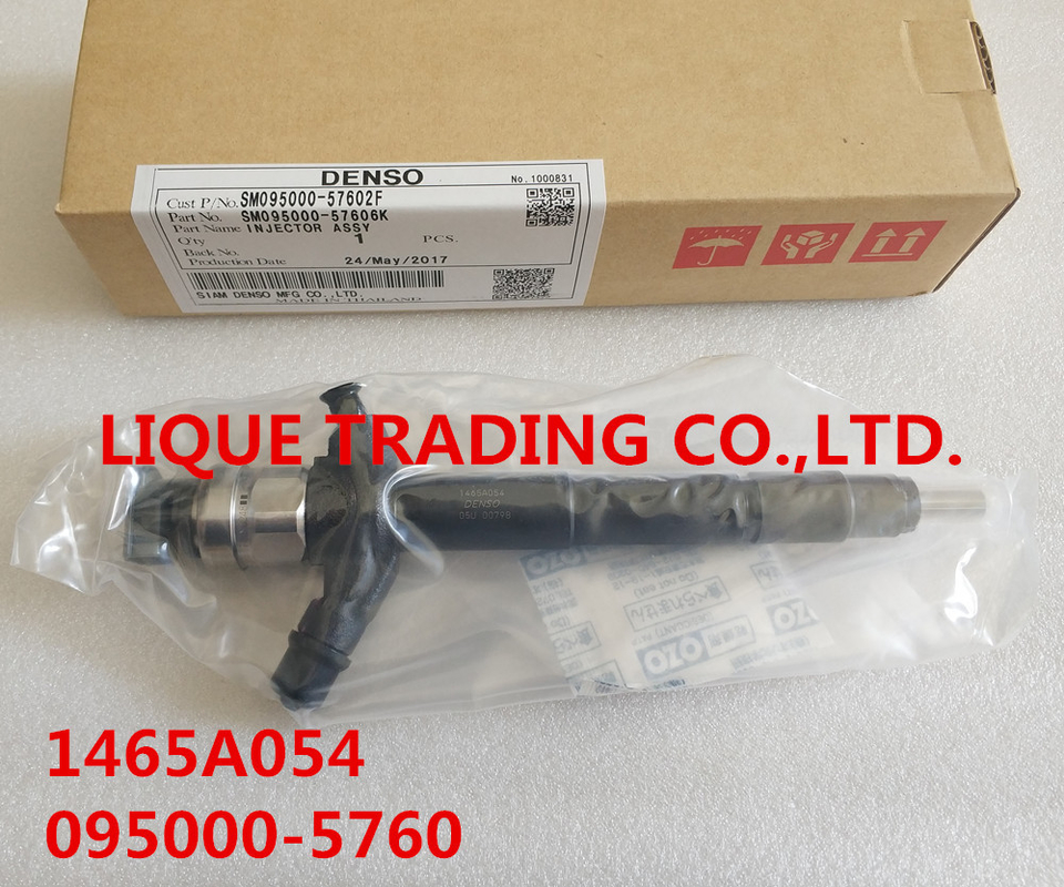 DENSO Common rail injector 095000-5760 , 0950005760 for 1465A054