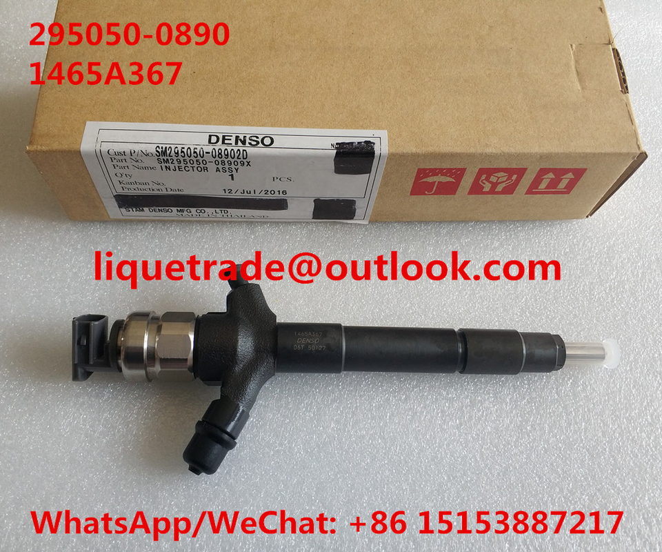 DENSO common rail Injector 295050-0890 FOR L200 4D56 EURO5 1465A367