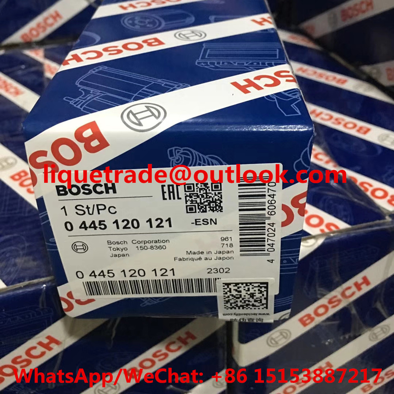 BOSCH Common rail injector 0445120121 / 0 445 120 121