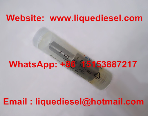 China 105017-2690 9432610765 DLLA152PN269 Genuine and New zexel nozzle 105017-2690 9432610765 DLLA152PN269 distributor