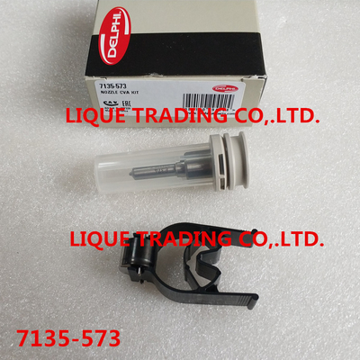 China DELPHI repair kits , 7135-573 , 7135 573 , 7135573 , include (nozzle E374+ valve 28277576 ) distributor