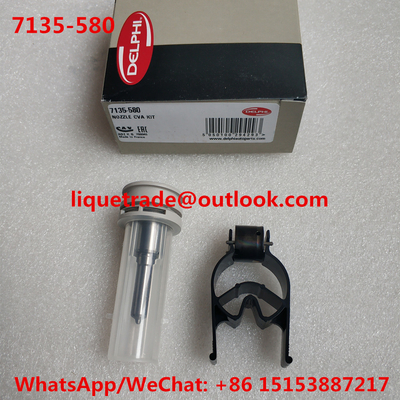 China DELPHI repair kits 7135-580 , 7135 580 , 7135580 , include (nozzle 347+ valve 28392662 ) distributor